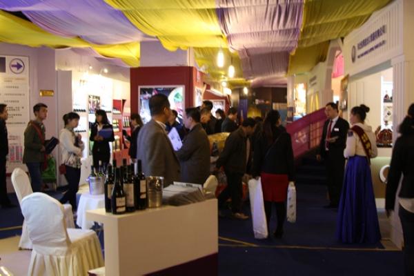 第90届全国糖酒会宁夏葡萄酒产区受关注图片