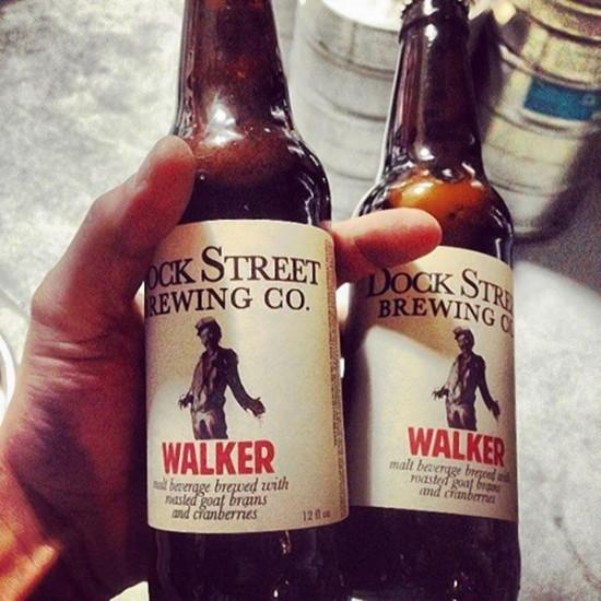 """美啤酒商用羊脑制作""""僵尸""""啤酒"""