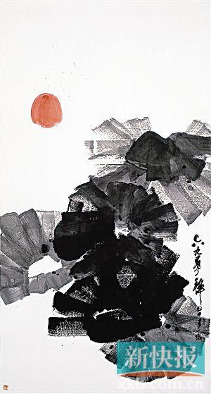 抽象主义绘画代表作品