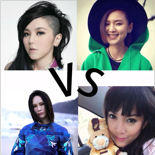 我是歌手总决赛 邓紫棋领衔女歌手最IN造型