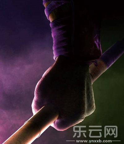 [忍者武器]忍者神龟 武器先行
