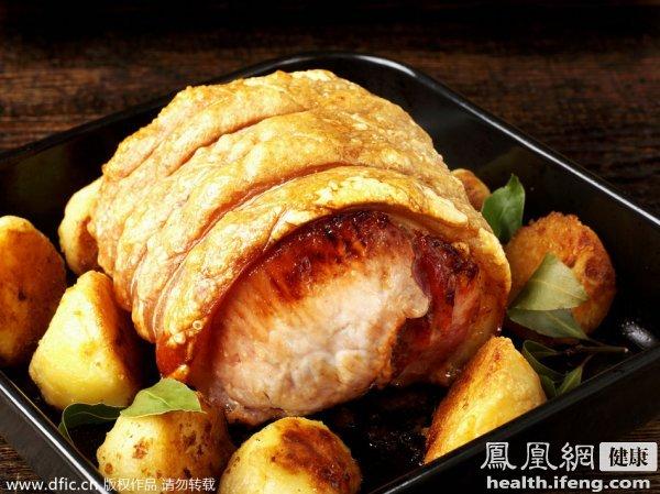 饮食禁忌 4种食物绝不能和猪肉同食 - 雷石梦 - 雷石梦(观新闻)