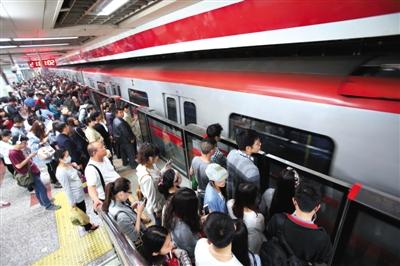 13号线八通线全线测屏蔽门|屏蔽|地铁