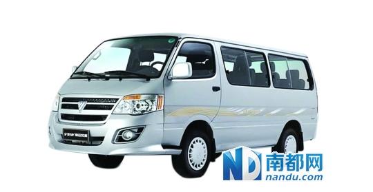 福田商务汽车|车型|汽油发动机