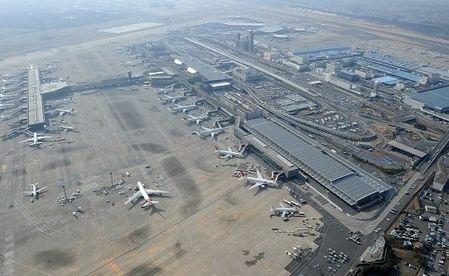 日本成田机场(资料图)