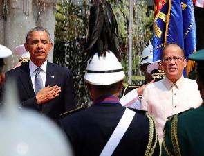 奥巴马访问亚洲四国