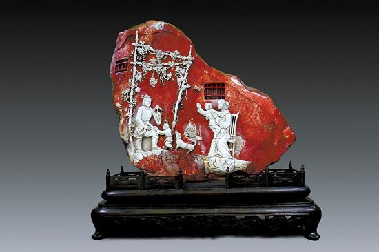芙蓉石精美雕刻    19 - h_x_y_123456 - 何晓昱的艺术博客