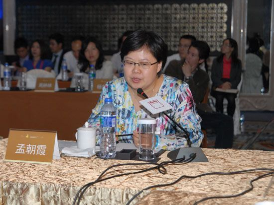 富国基金副总经理孟朝霞离职|保险|人寿保险