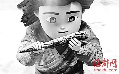 创意支持,好莱坞创作团队打造的3d动画电影《神笔马良》确定加入今年