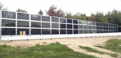 正信光伏推出创新双面高效单晶太阳能组件|电