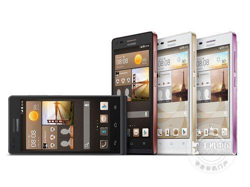华为在智能手机业的领先地位.   华为ascend g6   [参考价高清图片