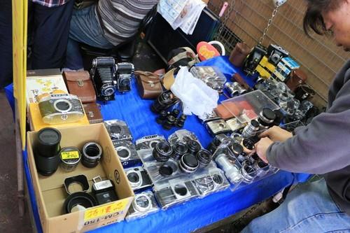 正的 器材党 香港中古相机之旅