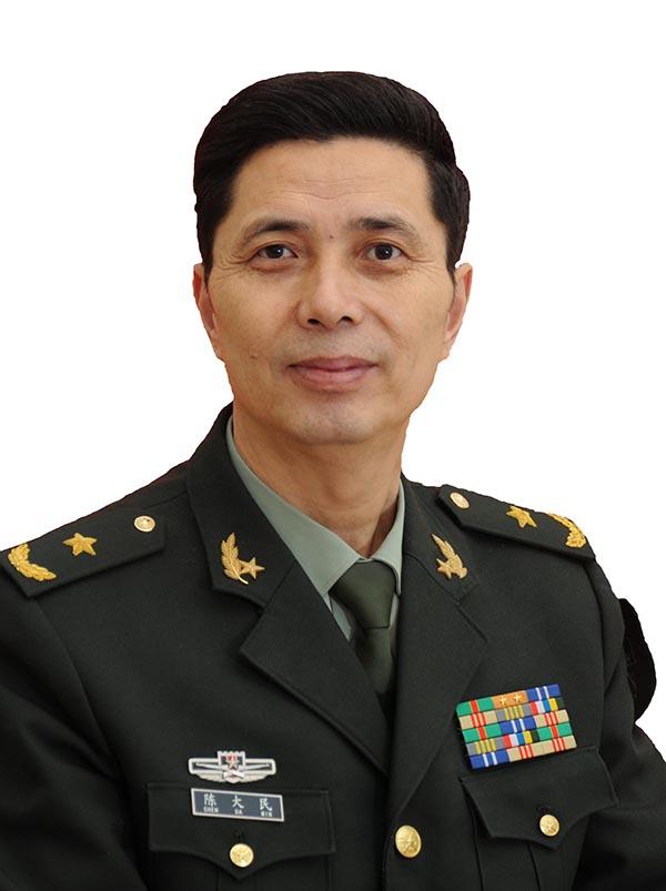 陈大民任广州军区政治部副主任,冯晓林任湖北