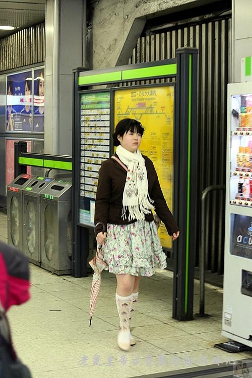 东京涩谷:日本文化时尚娱乐和流行服饰的天堂 - hubao.an - hubao.an的博客