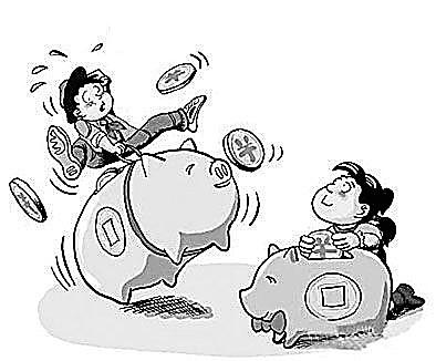 人群卡通简笔画