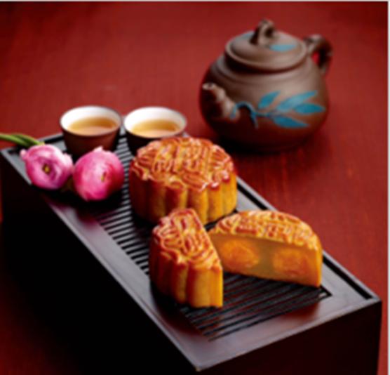 上海南桥绿地逸东(华)酒店中秋月饼礼盒亮相