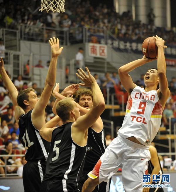 标签:德国队男篮球员
