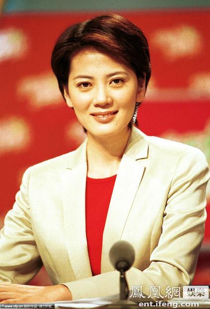 央视女主播沈冰最近一次露面照被翻出[高清大图 - 人在上海    - 中国新闻画报