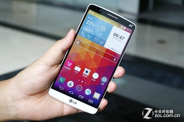 国行LG G3全面评测:2K屏幕+OIS强悍拍照
