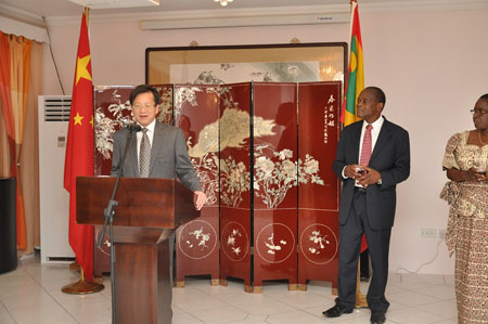 中国与格林纳达草签 刑事司法协助条约 和 引渡条约