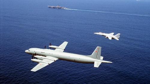 俄罗斯反潜机资料照片