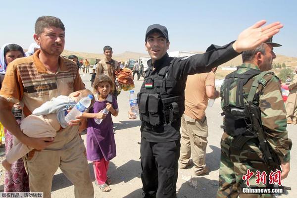 美国准备人道走廊 协助雅兹迪平民逃离战区