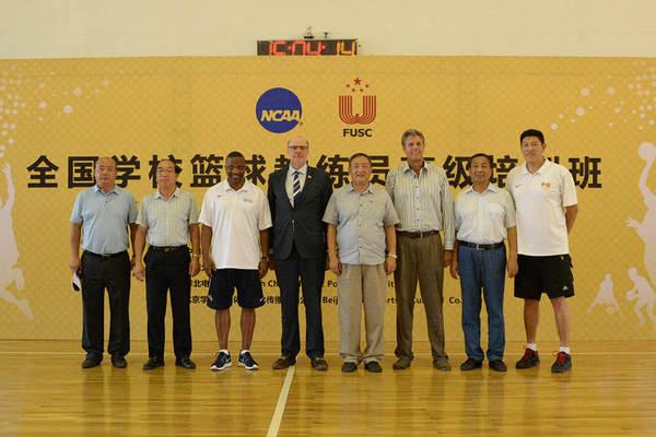 2014全国学校篮球教练员培训班再续辉煌|篮球