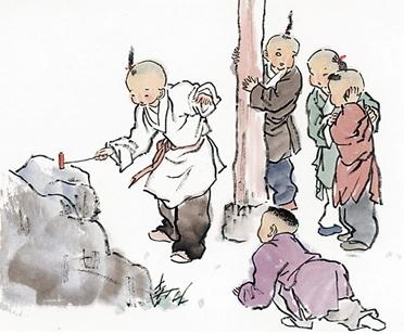 中国古代新生入学指南