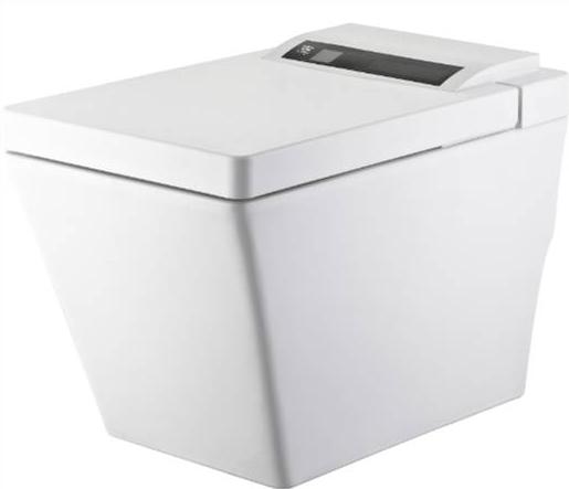 英皇卫浴无水箱智能马桶:智能科技