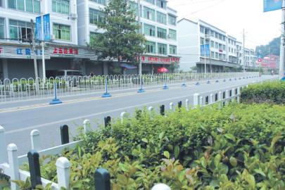 重镇巴山明珠 胡家打造宣汉后河流域中心场镇