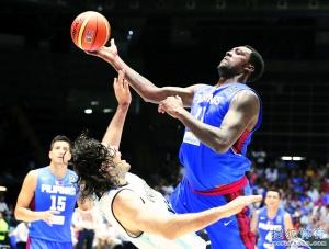亚洲篮球靠菲律宾撑点面子
