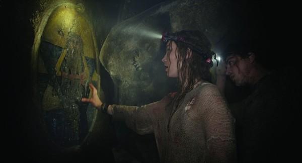 野外探险类恐怖电影