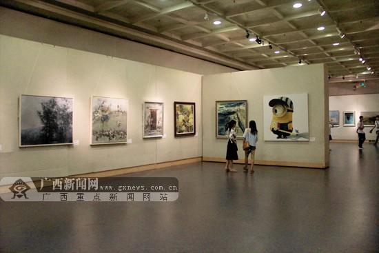 """大赛以""""青春·友谊·梦想""""为主题。广西新闻网记者 宋瑶 摄"""