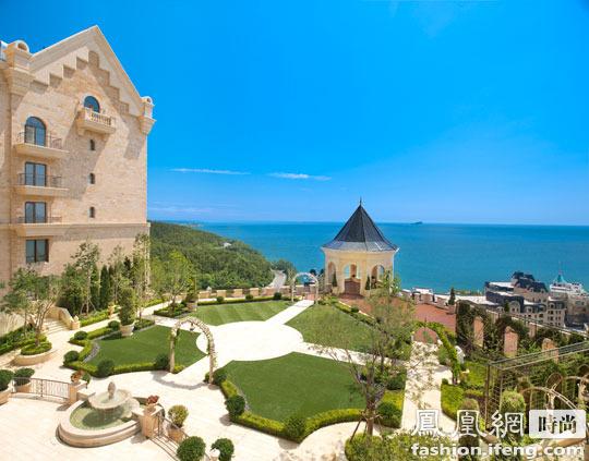 斥资逾20亿打造大连一方城堡豪华精选酒店