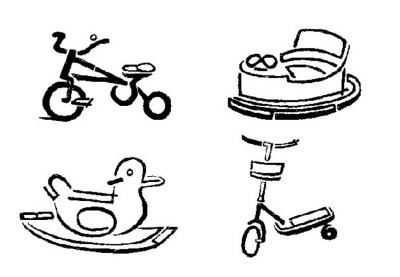 凤凰画法步骤图片儿童