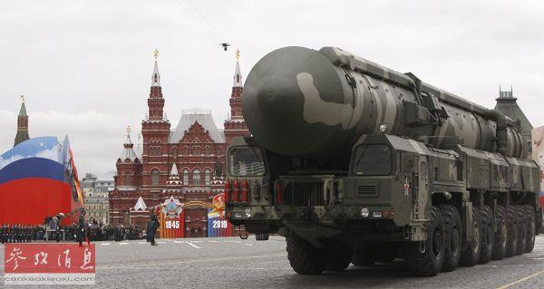 外媒:美报告称俄罗斯部署核弹头数量首超美国
