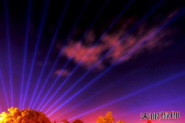 流光溢彩天安门   夜色璀璨惹人醉 - 闲云野鹤 - 闲云野鹤的博客