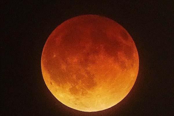 罕见月全食8日将登场 澳大利亚可观赏红月亮