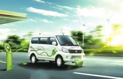 启腾m70新能源汽车