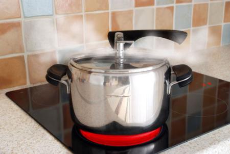 六个步骤安全使用高压锅