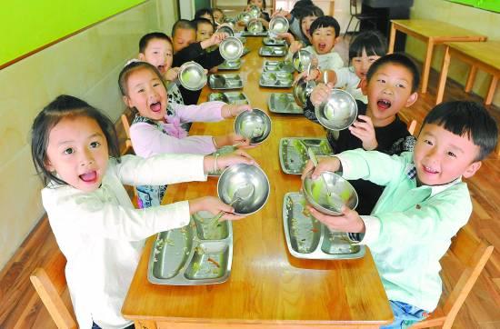 爱惜粮食从娃娃抓起|幼儿园|小学