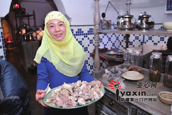 乌鲁木齐市评出12家餐饮老字号