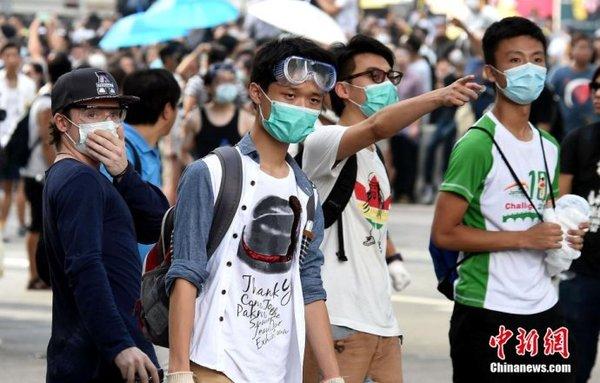 """与一位朋友讨论香港的所谓""""公投""""话题(转帖)"""
