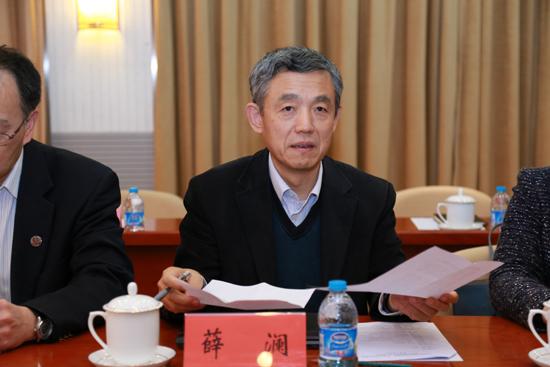 薛澜(清华大学公共管理学院院长)-推行政务公开 建设法治国家 法治