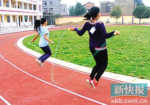 小学生跳绳请专业家教?小学校长说