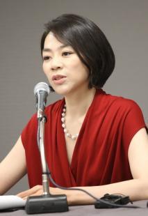 大韩航空副社长赵显娥。