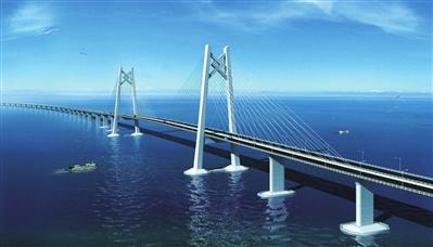 港珠澳大桥工程
