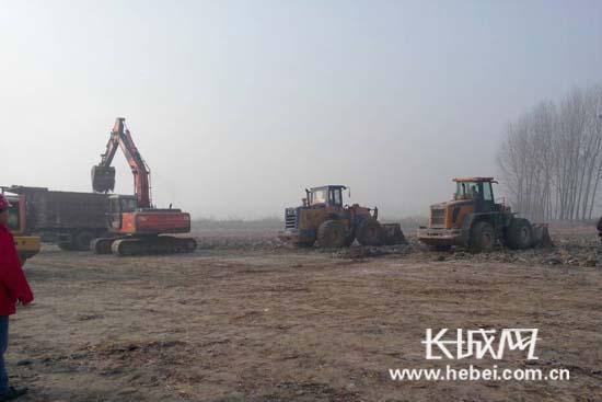 迁曹高速公路一期工程12月28日正式开工建设