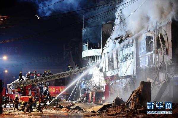 厂房消防电联动电路图