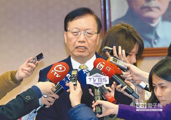 赖清德不进台南市议会 内政部批违法(图)|蔡英